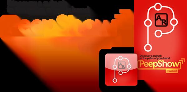 PeepShow AR logo