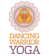 Dancing Warrior Yoga logo