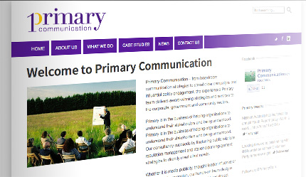 Primary Communication