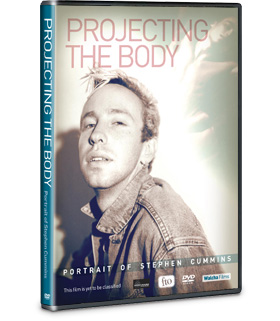 """""""Projecting The Body"""" DVD slick"""