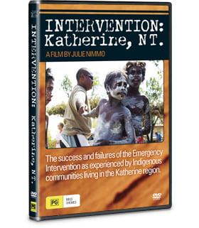 """Intervention: Katherine, NT"" DVD"